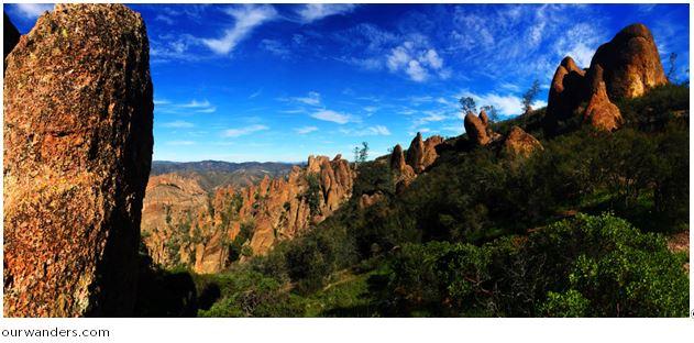 High Peaks - Pinnacles