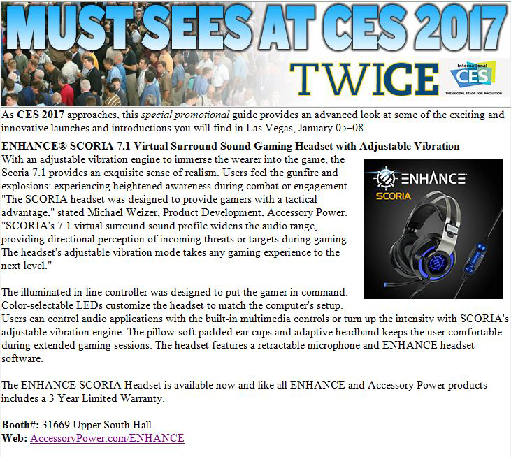twice-magazine-proclaims-scoria-71-the-must-see-product-for-ces-2017