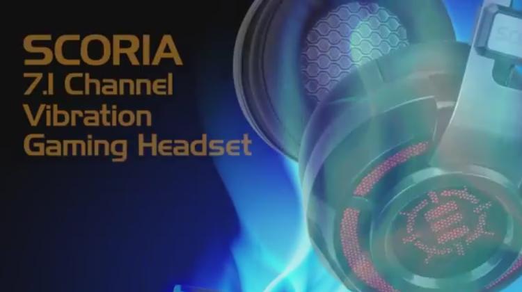 CES feedback on our new ENHANCE Scoria 7.1 Headset