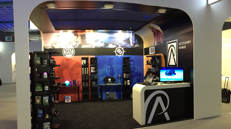 GOgroove by Accessory Power Takes Their Talents to IFA in Berlin, Germany for Fourth Straight Year