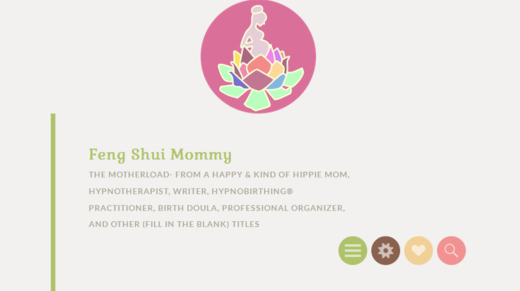 Feng Shui Mommy reviews the GOgroove Moodlight Speaker