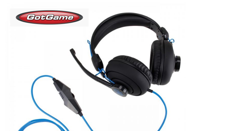 GotGame's Adam Larck reviews our ENHANCE GX-H3 Headset