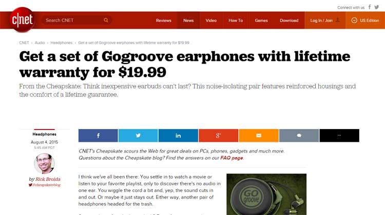c|Net GOgroove AudioHM RNF Review