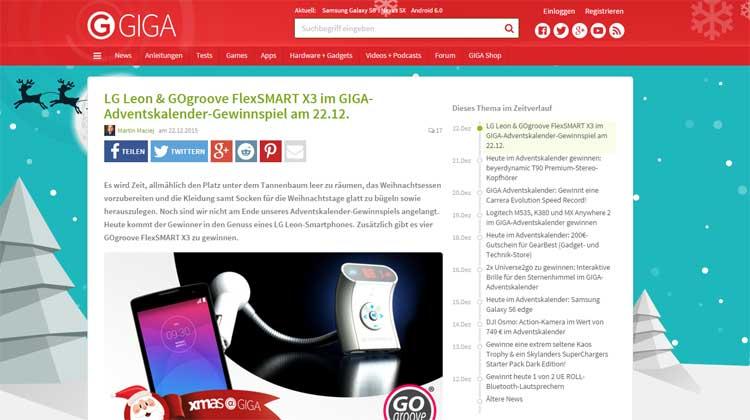 GIGA.de - GOgroove FlexSMART featured