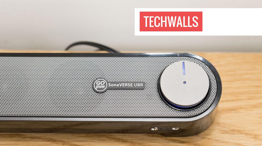 Techwalls reviews GOgroove SonaVERSE UBR