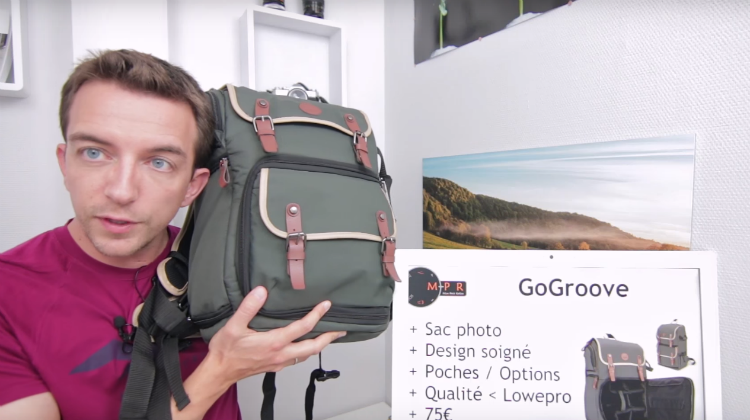 GOGROOVE CAMERA BACKPACK REVIEW FROM MON PETIT REFLEX