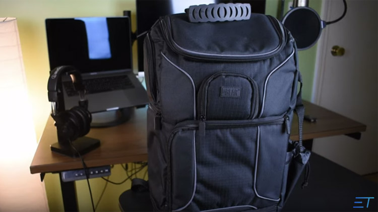 Everyday Technology Reviews USA GEAR S17 Camera Backpack