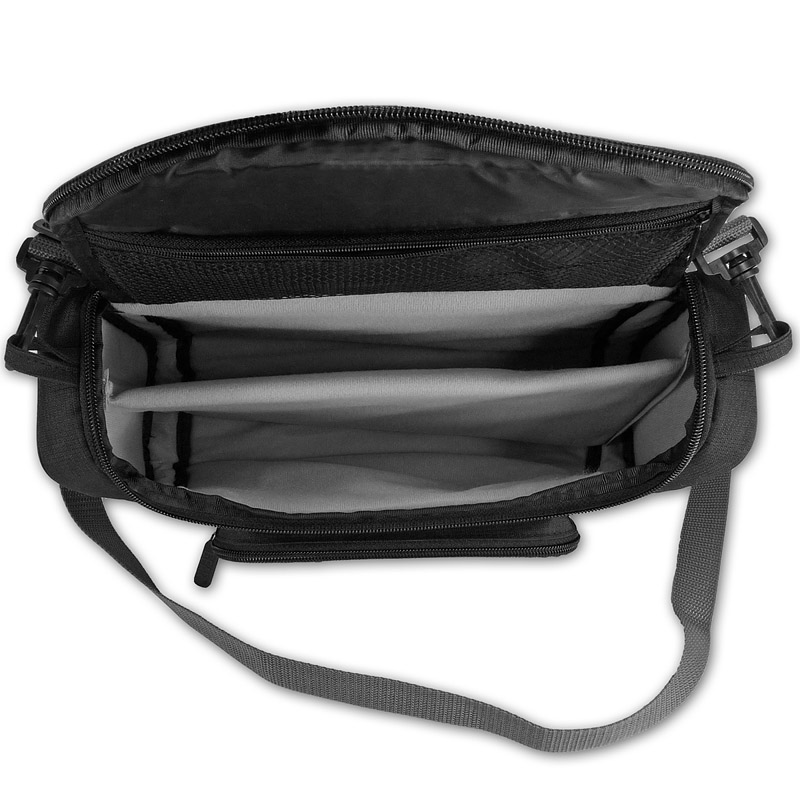 USA Gear Carrying Travel Bag Case for Video Baby Monitors