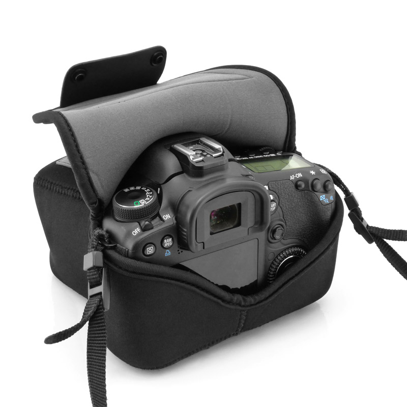 Image Is Loading Usa Gear Flexarmor Fujifilm Dslr Camera Case Holster
