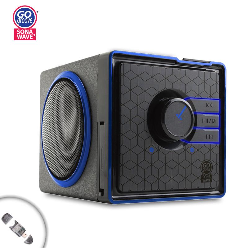 GOgroove Sonawave ³ Portable Stereo Speaker System For Motorola RAZR MAXX & More