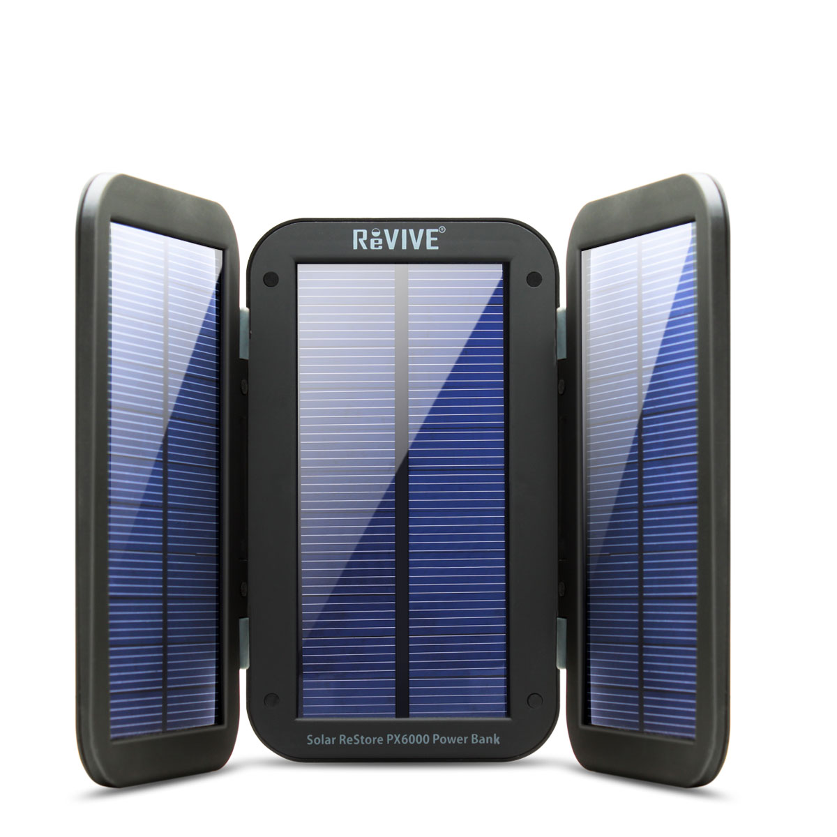 Revive Solar Restore Px6000 Power Bank Charger Amp Usb Rechargeable Battery Pack Ebay