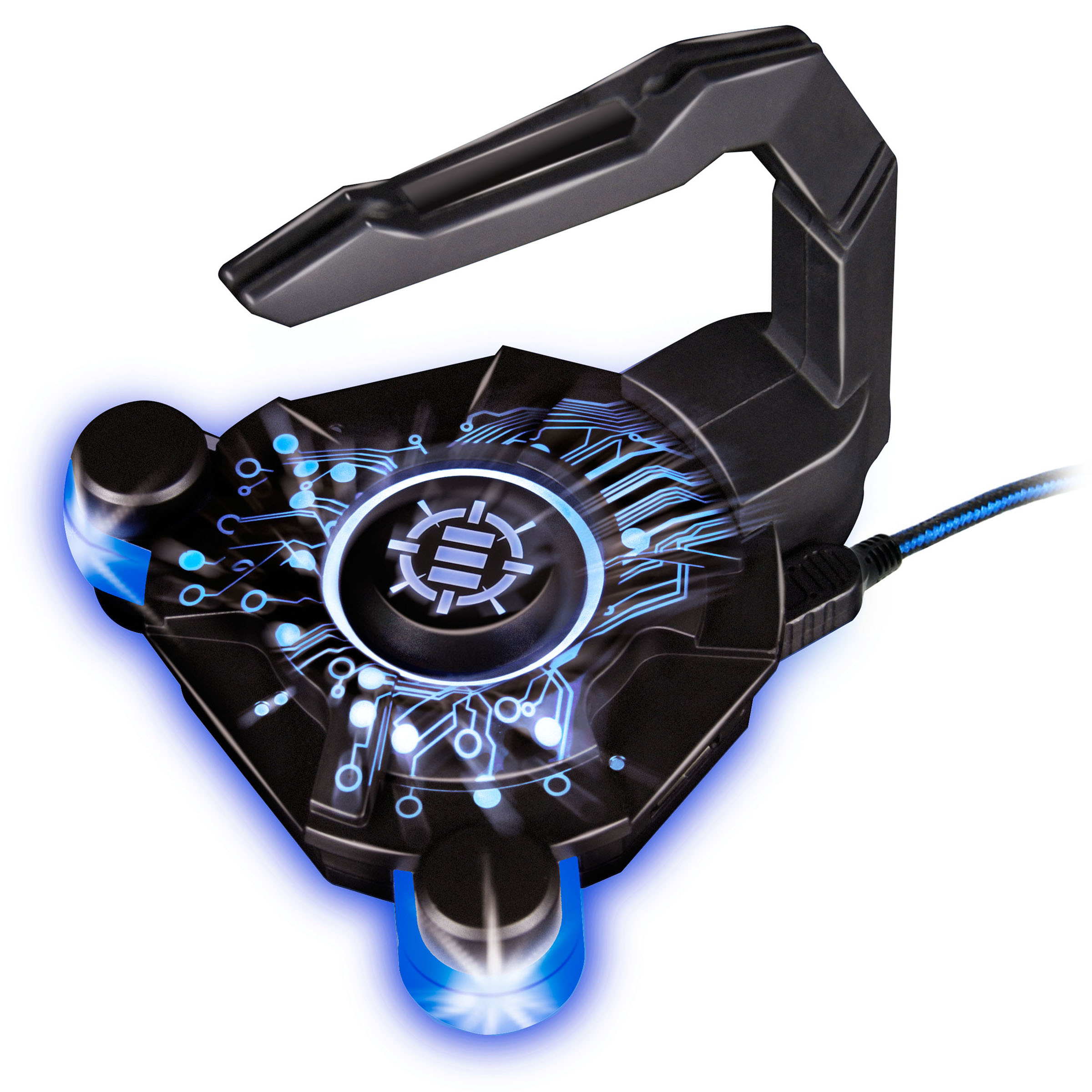 Enhance Gx B1 Blue Gaming Mouse Bungee And Active 2 0 Usb