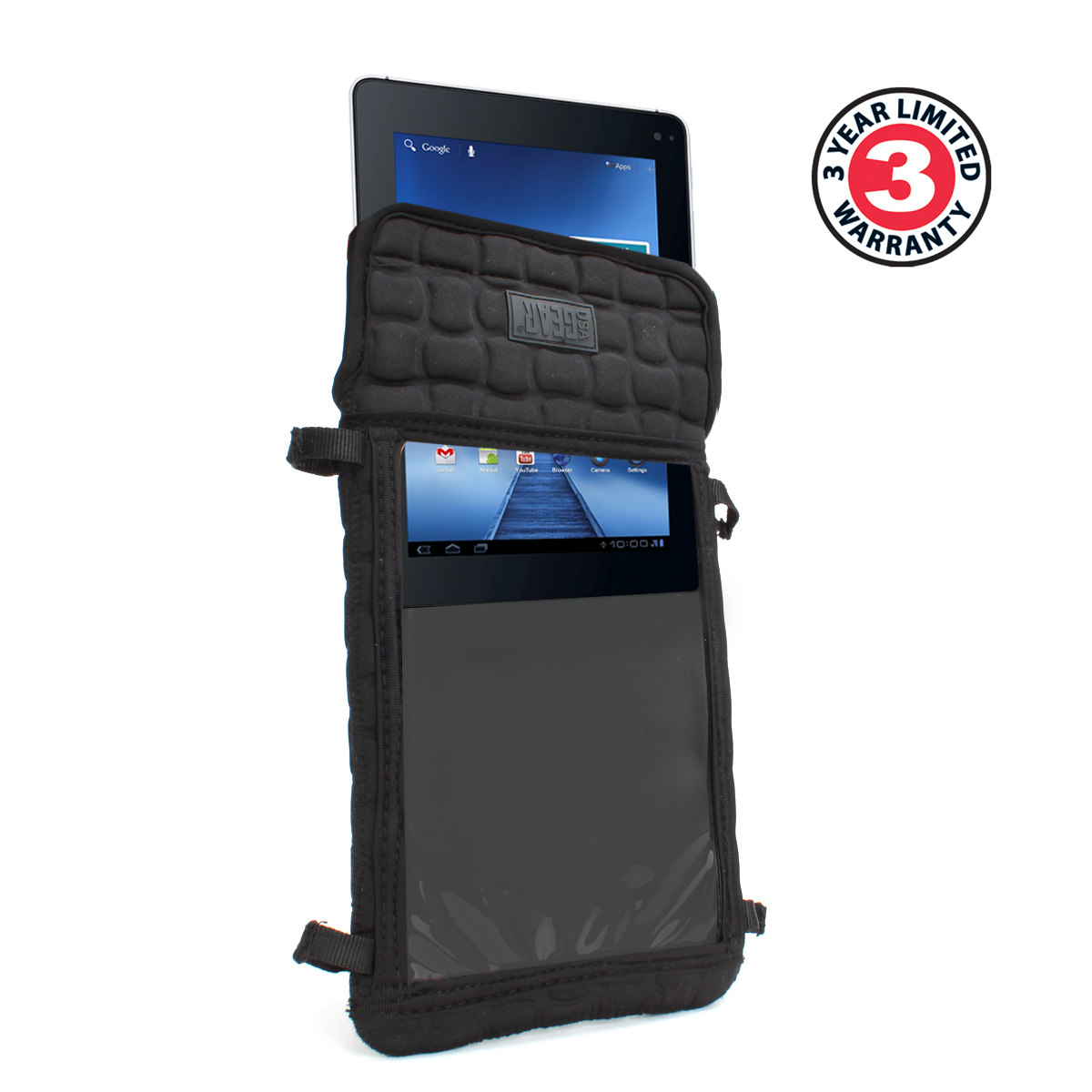 Tablet Cover Carrying Case W Screen Protector And