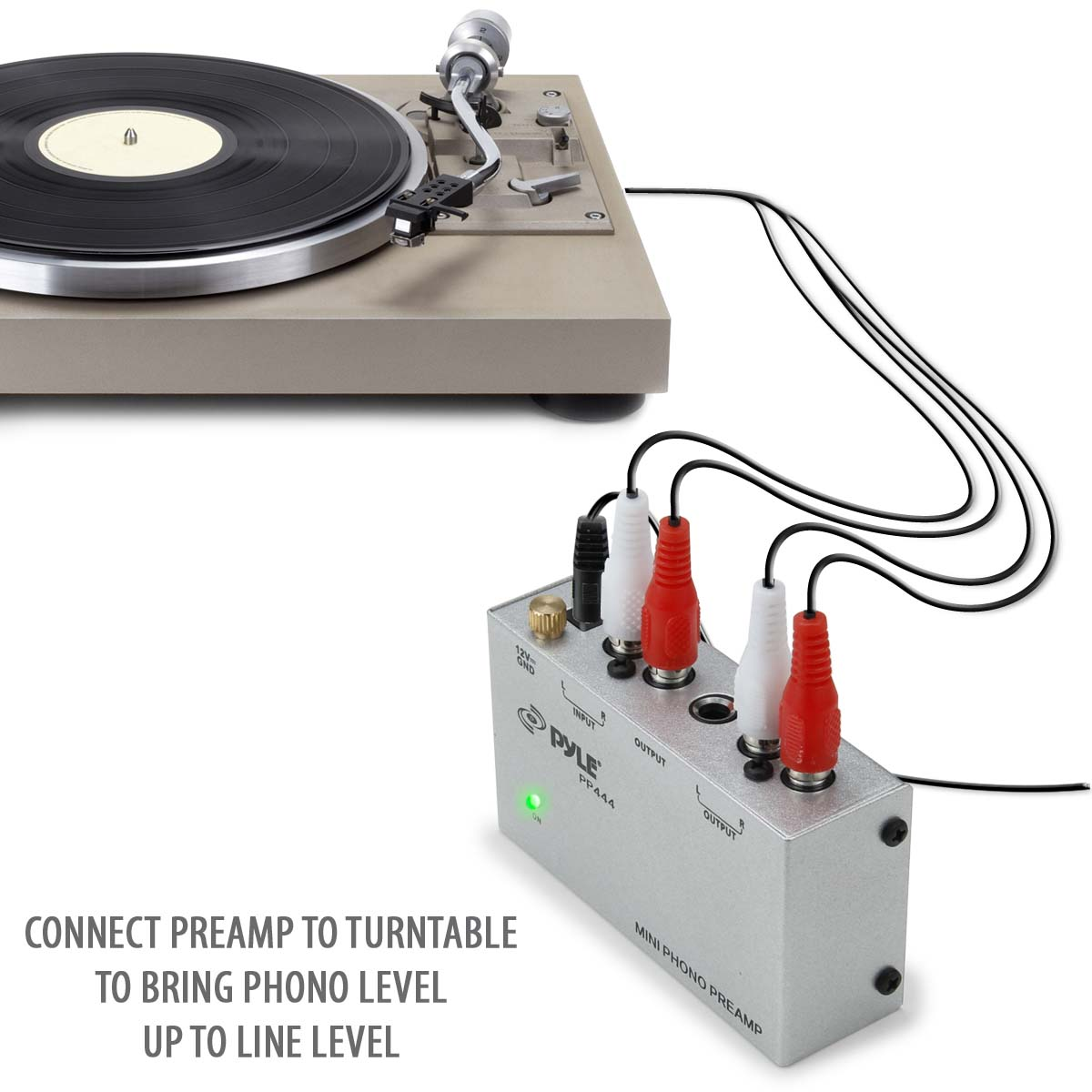 How To Connect Speaker Wire To A Receiver furthermore On The Brink Of 21 as well Watch also TC750LCeb further Phono Pre  Diagram. on turntable to pc hookup