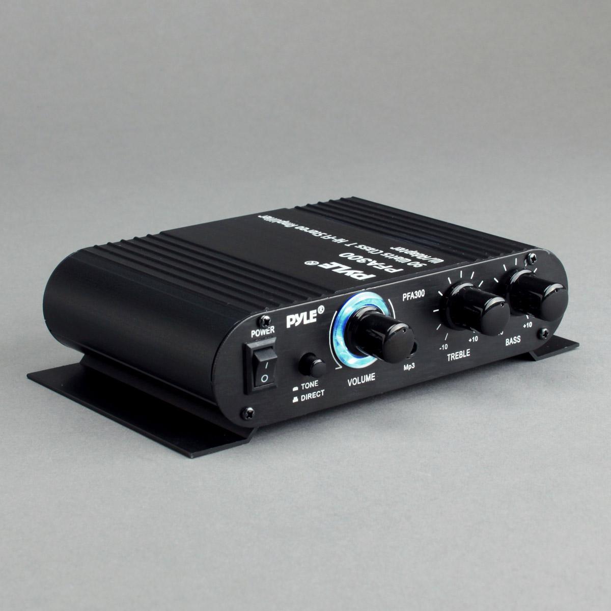 Microfiber Cloth Jb Hi Fi: High Fidelity 90 Watt Class T Mini Stereo Amplifier W