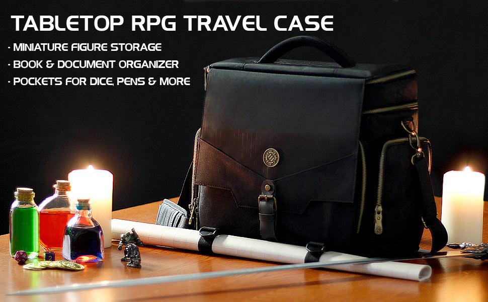 ENHANCE Your Game: Tabletop Travel Bag