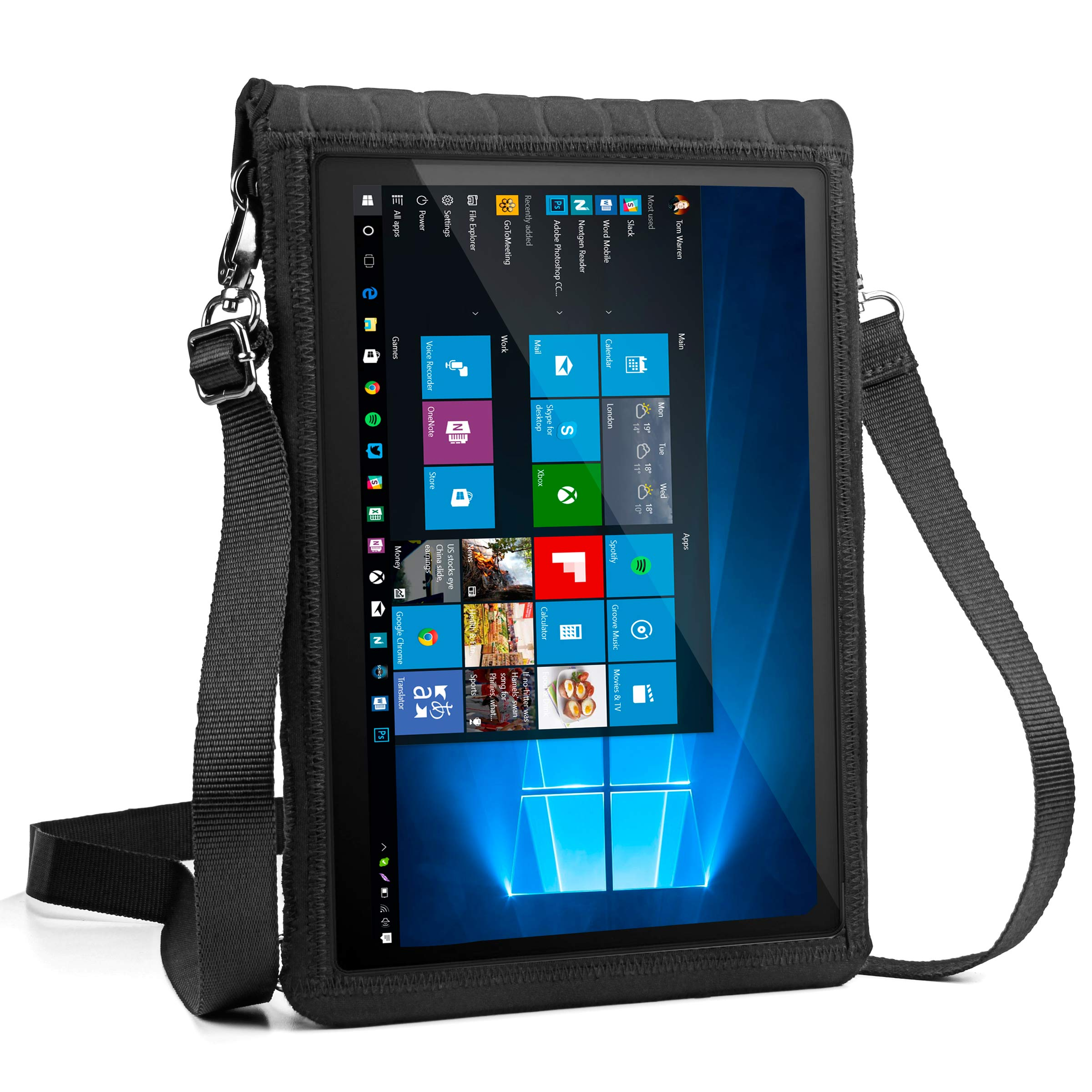 Tablet Case With Touch Capacitive Screen Durable