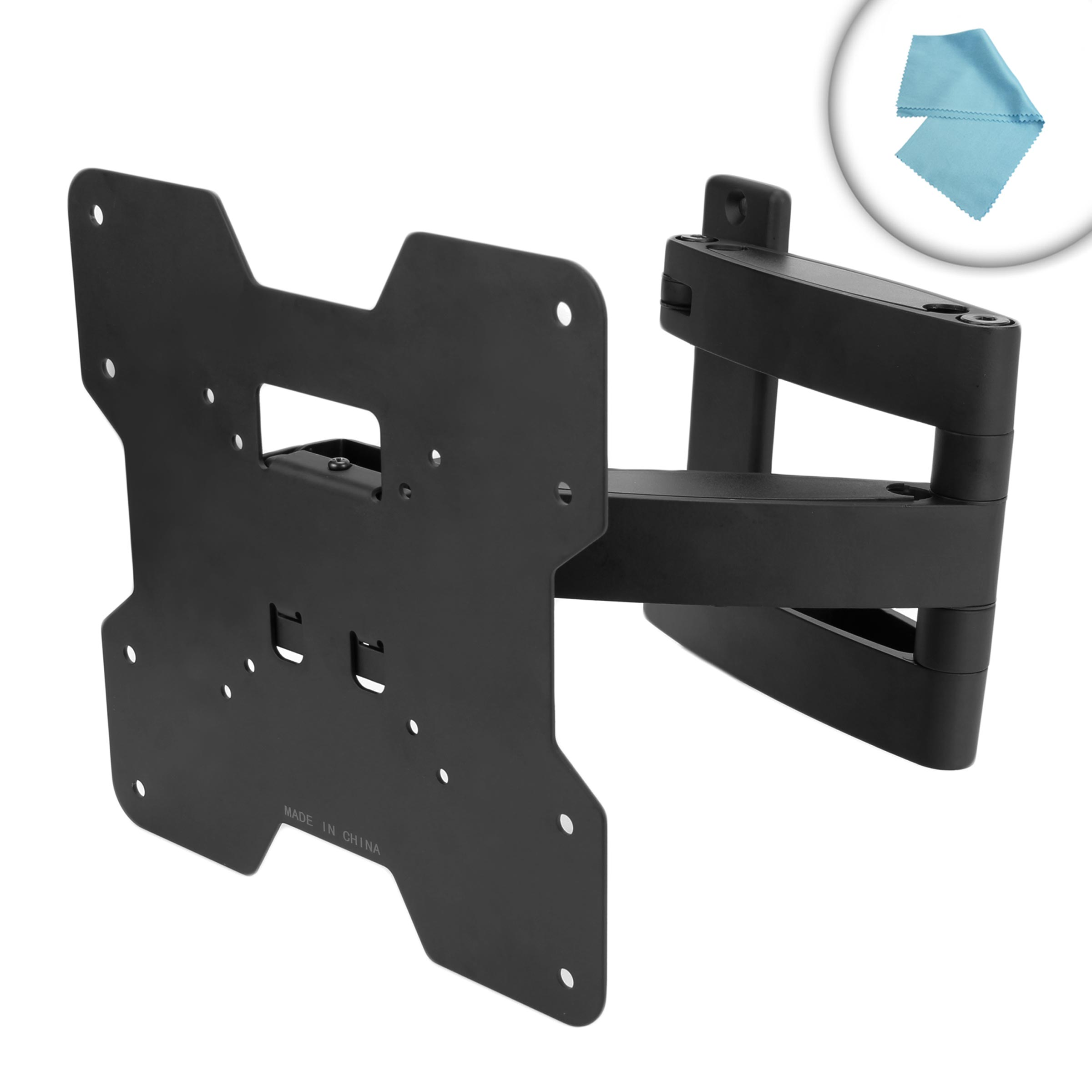 Led Wall Mounting Kit : SecureTV Television Wall Mount Bracket Kit with VESA 75, 100 & 200 Compatibility eBay